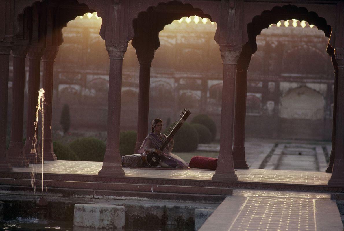 Le chant du sitar