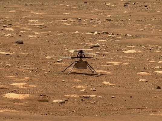 Mars : l'hélicoptère de la NASA s'apprête à marquer l'histoire de l'aérospatiale