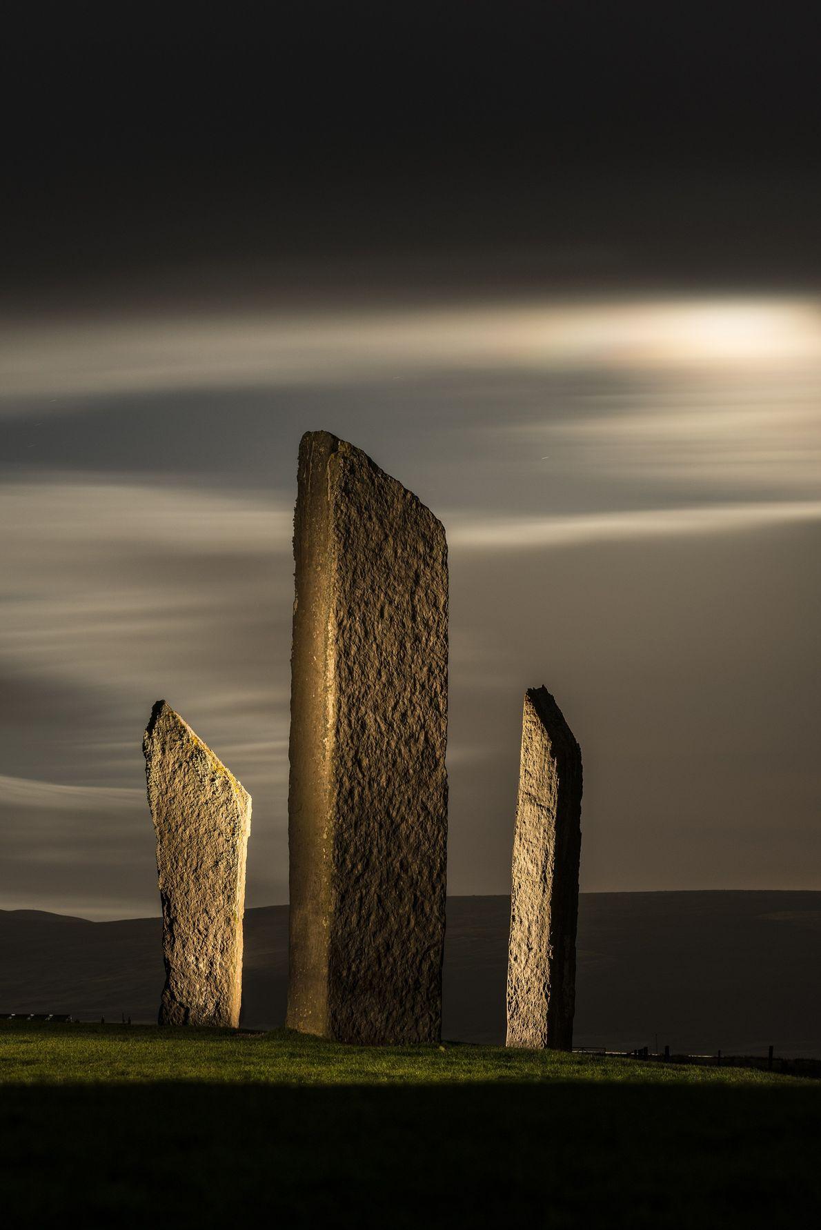 Les pierres de Stenness