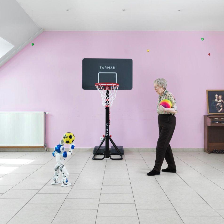 Des robots au service des malades et des élèves
