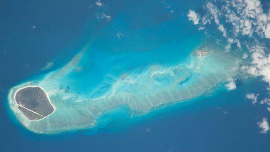 Parc naturel marin des Glorieuses, dans les TAAF (Terres australes et antarctiques françaises).