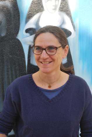 Véronique Blanchard, historienne spécialiste de la justice des mineurs et co-autrice du livre « Mauvaise graine » (éd. ...
