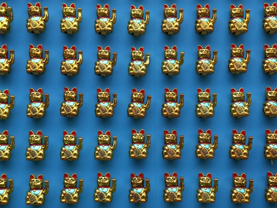 L'histoire du maneki-neko, le chat le plus célèbre au monde