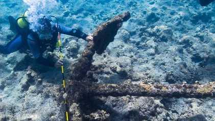 L'épave retrouvée près d'Hawaï serait celle du capitaine de Moby Dick