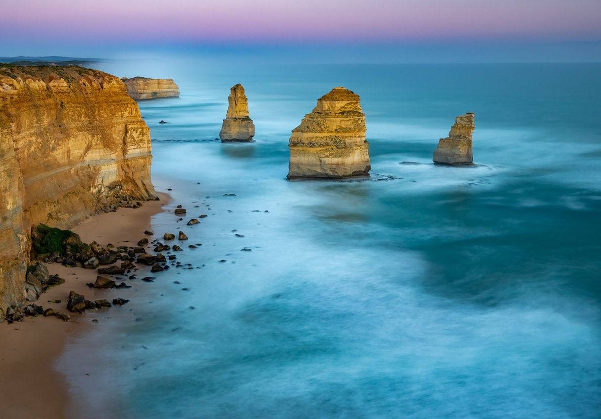 TWELVE APOSTLES, Australie