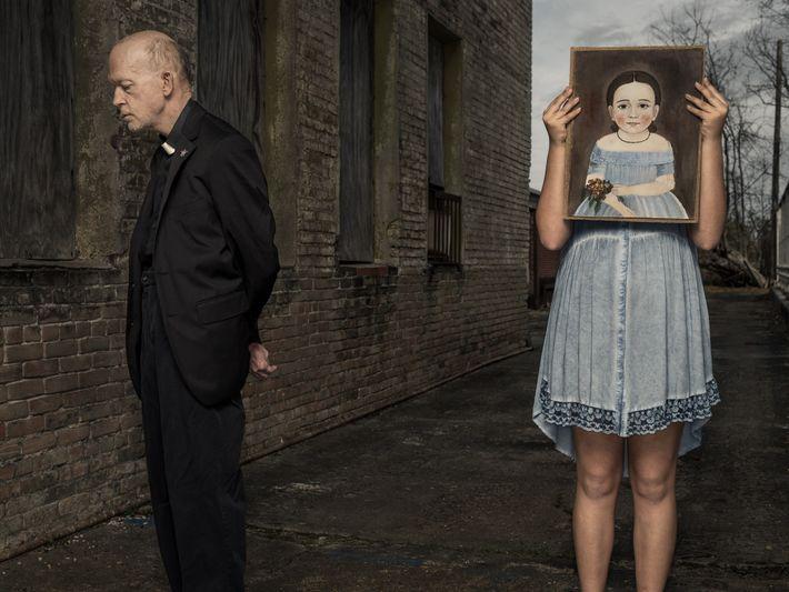 Mark Landis, qui se définit comme un « raté » en tant qu'artiste commercial, a imité ...