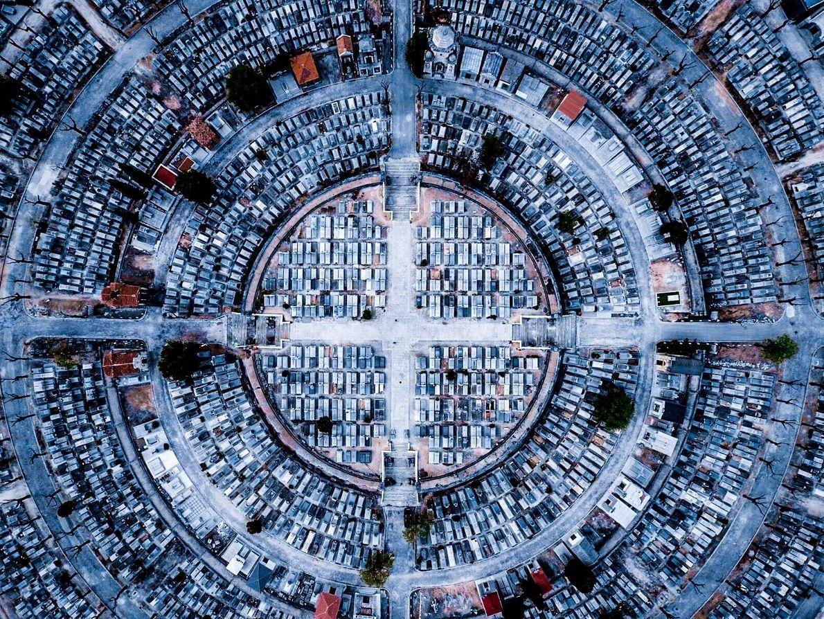 3ème Prix Urban: Paix (Madrid), par luckydron