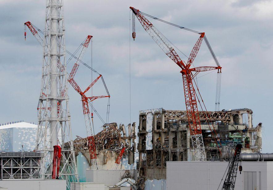 L'installation nucléaire de Fukushima, au Japon, n'était pas équipée pour résister au tsunami provoqué par le ...