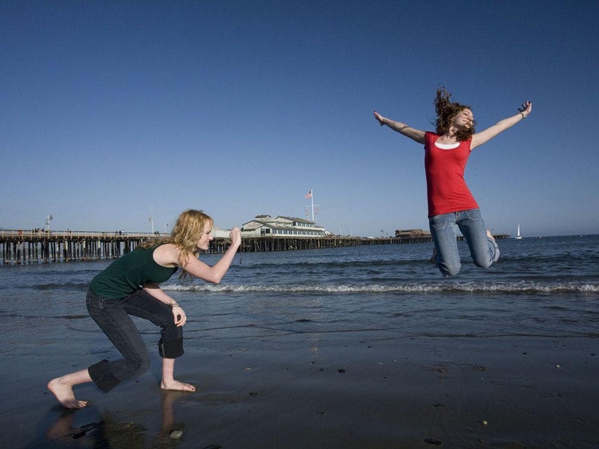 Entre sœurs à Santa Barbara