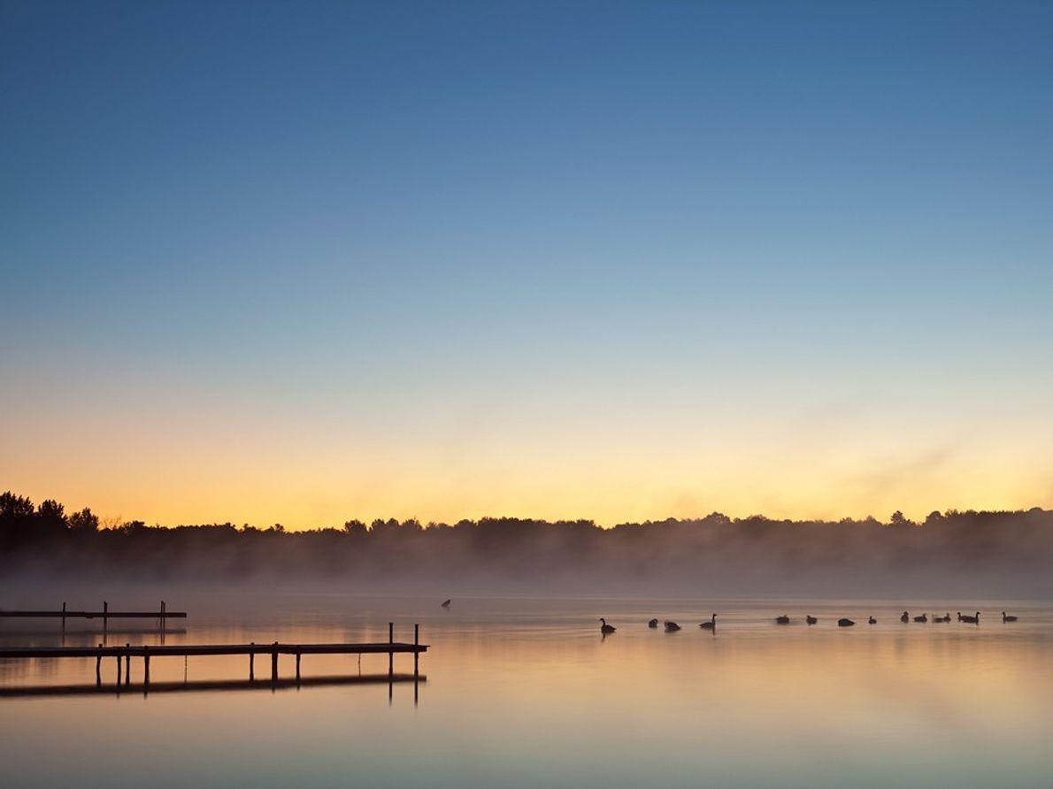 Lac Ontario, Canada