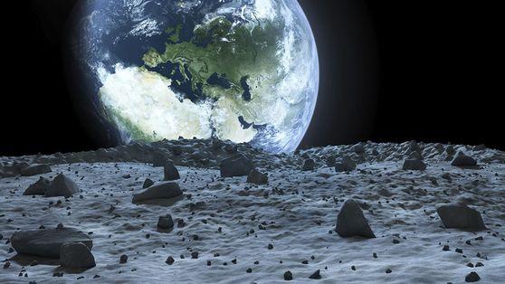 La NASA prévoit de renvoyer des hommes sur la Lune en 2020