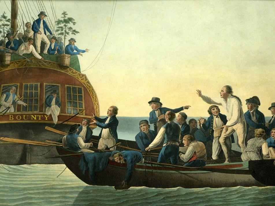La véritable histoire des révoltés du Bounty
