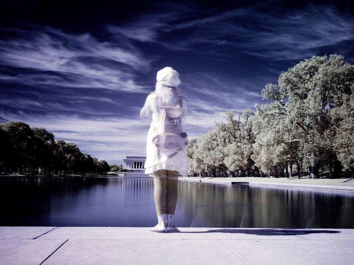 Miroir d'eau, Lincoln Memorial