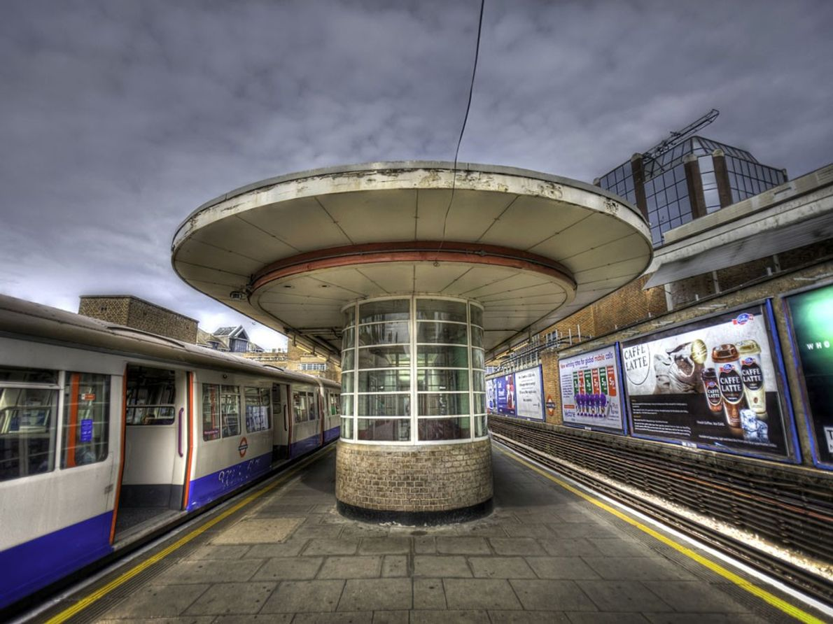 The Tube, Londres