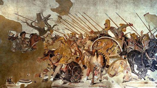 Alexandre le Grand, la bataille qui lui ouvrit l'Asie