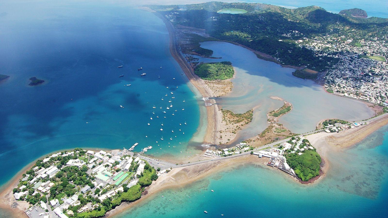 Le Parc naturel marin de Mayotte a été créé en 2010.