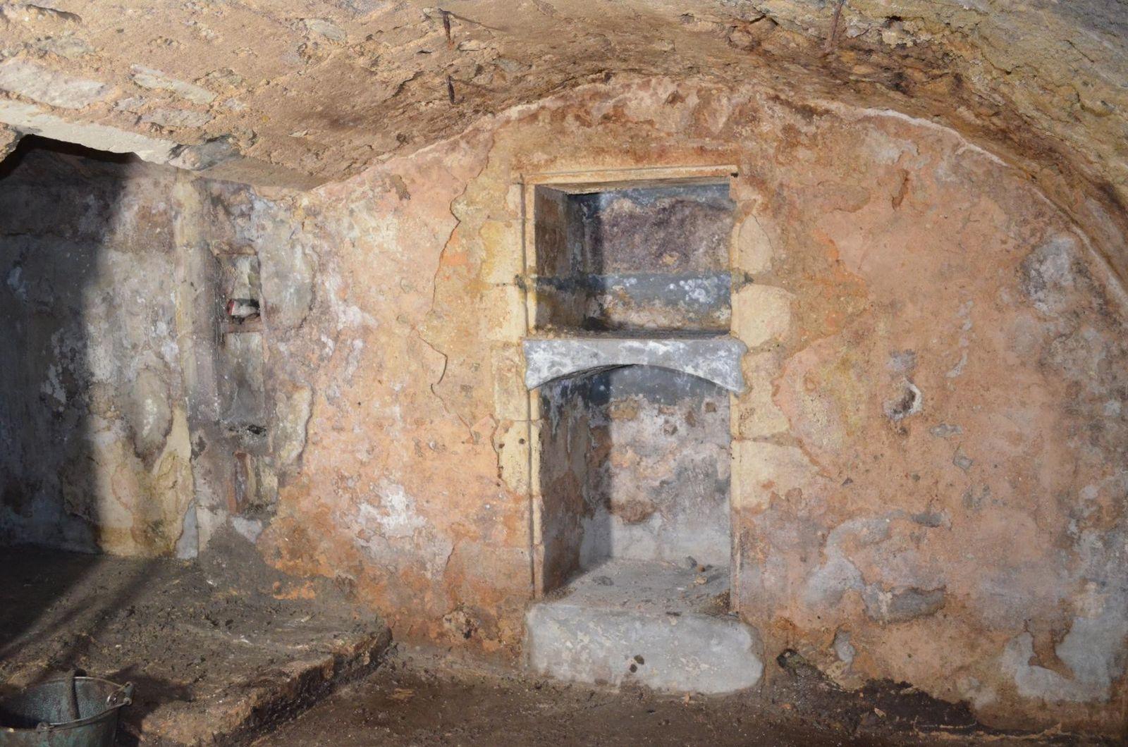 Découverte d'un mikvé dans le quartier juif médiéval de Saint-Paul-Trois-Châteaux.