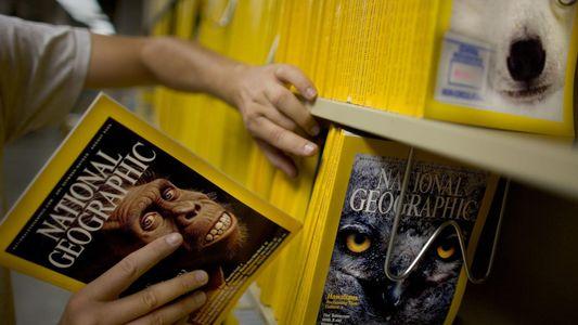 Le magazine National Geographic se réinvente