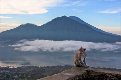 Bali : le volcan Agung devrait bientôt entrer en éruption