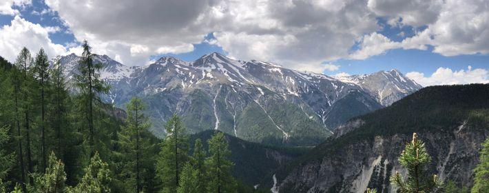 Le Parc national suisse, créé en 1914, a été le premier espace européen laissé en libre ...