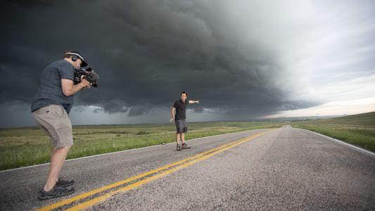 Rencontre avec Reed Timmer, chasseur de tornades