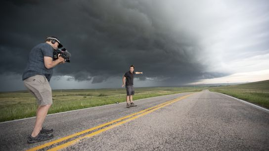 Dans la série documentaire À la recherche des tornades, diffusée tous les mercredis à 21.00 sur ...