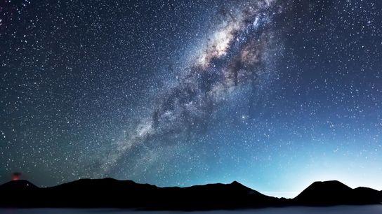 D'après les astronautes, presque toutes les étoiles de la Voie Lactée ont leur propre planète Terre.