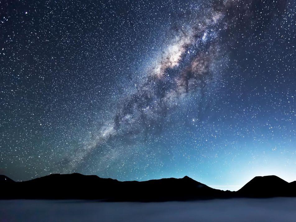 Il y a des millions d'années, la Voie Lactée a été bouleversée par le passage d'une ...