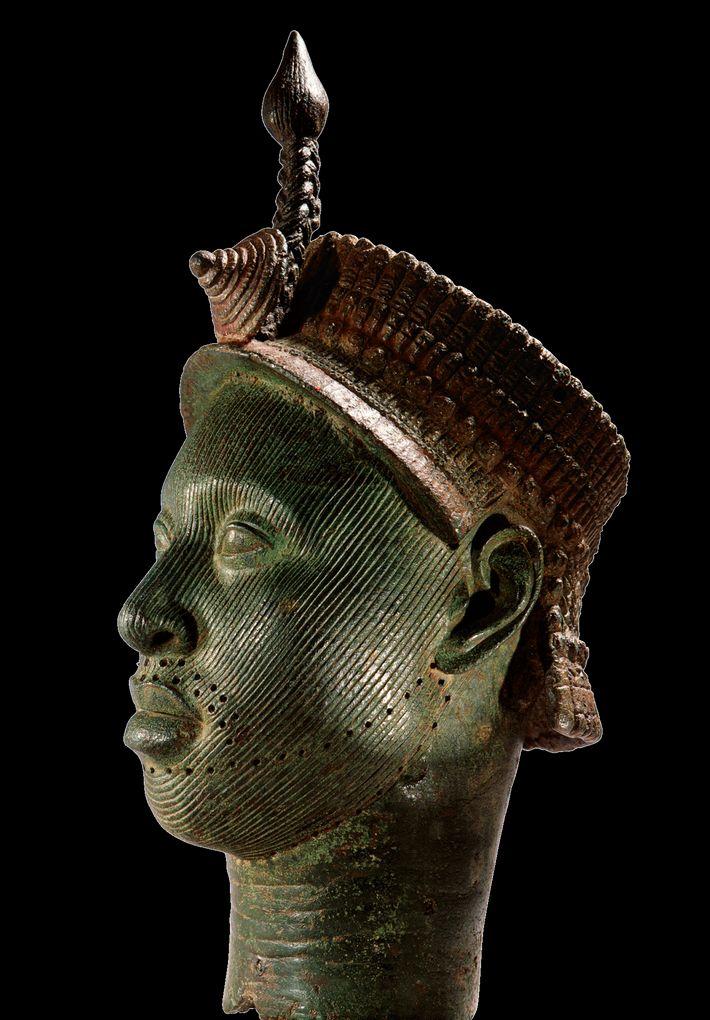 Copper-alloy head