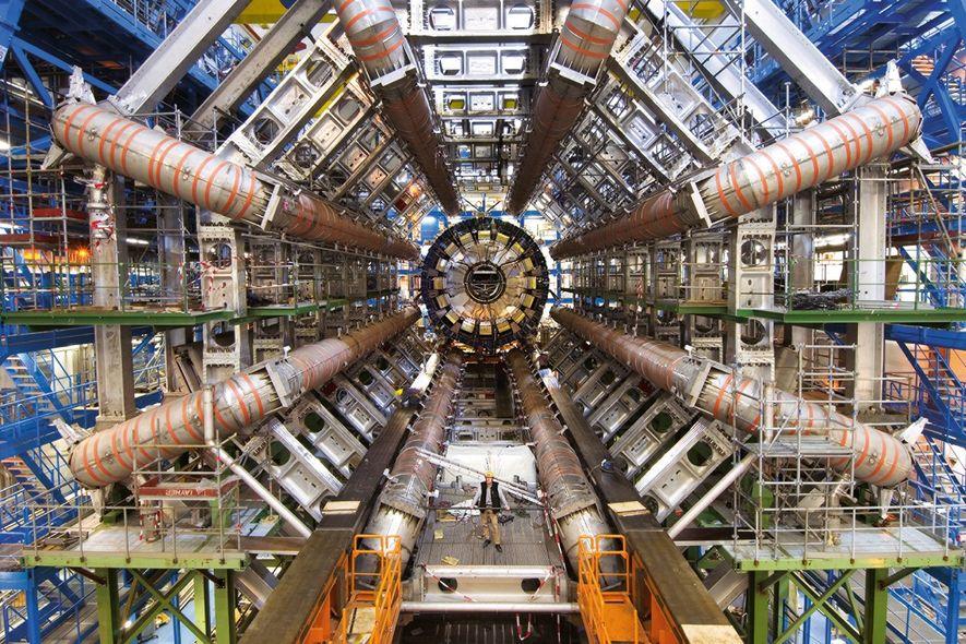 Les scientifiques réussissent à produire de l'antimatière dans des laboratoires comme le Cern, en Suisse.