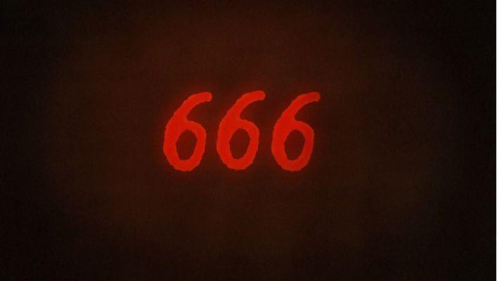 666 Le chiffre de la bête