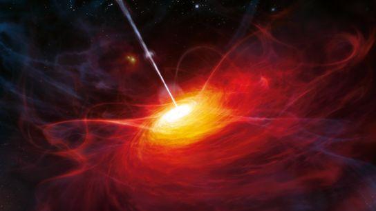 D'où viennent les puissants rayons cosmiques ?