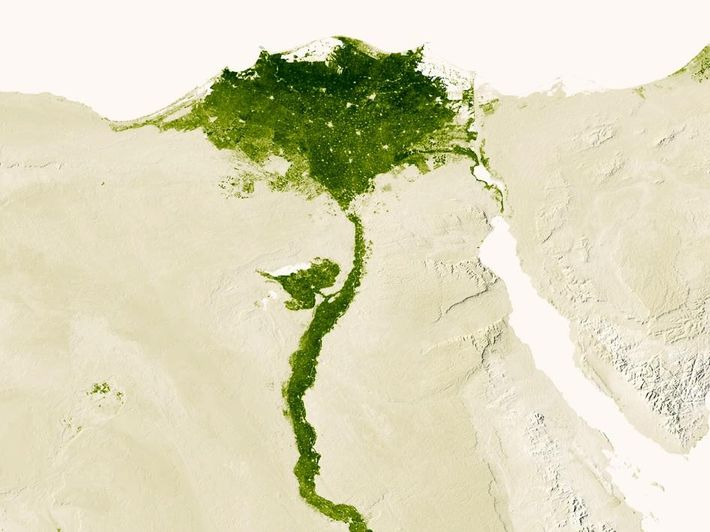 Nil émeraude