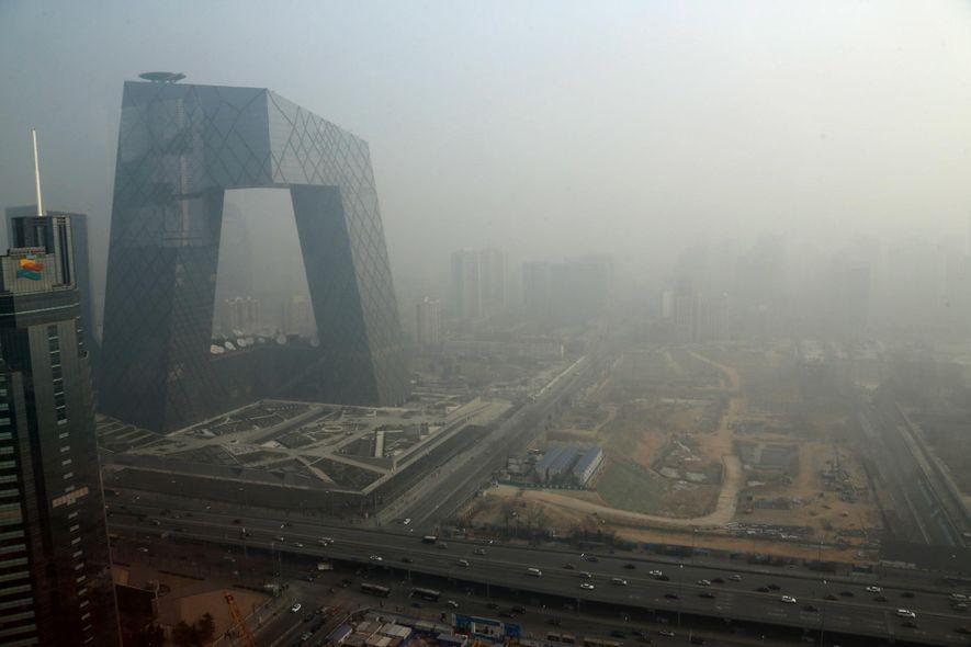 Pékin : forte amélioration de la qualité de l'air