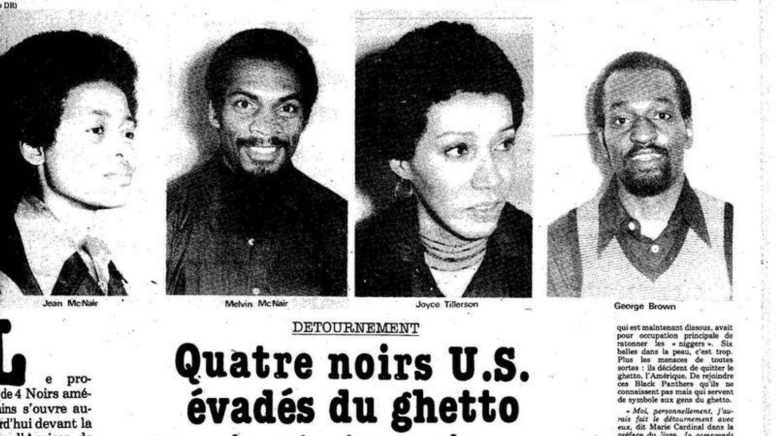 Extrait de « Libération » du 20 Novembre 1978.