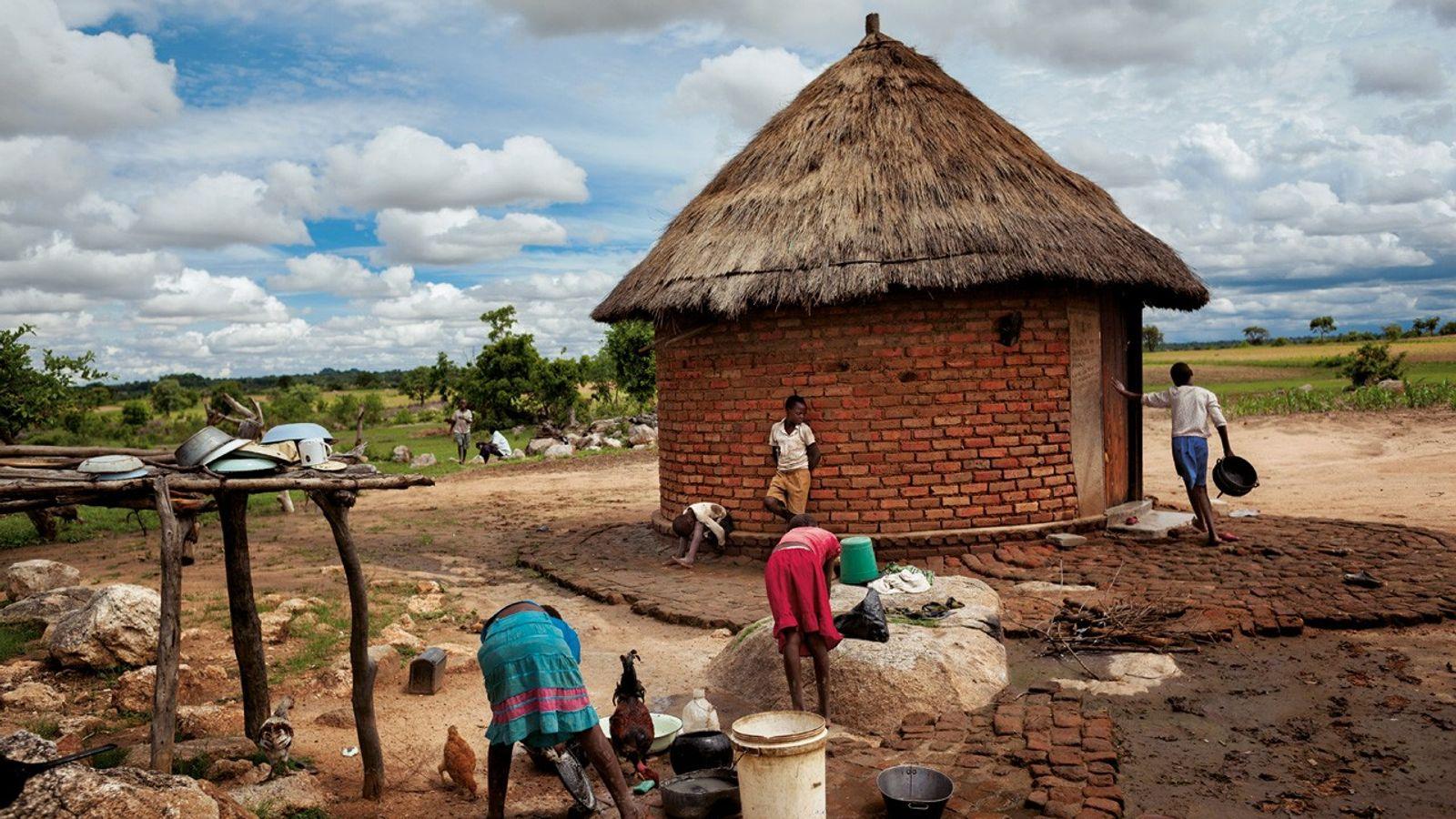 Les orphelins du Zimbabwe