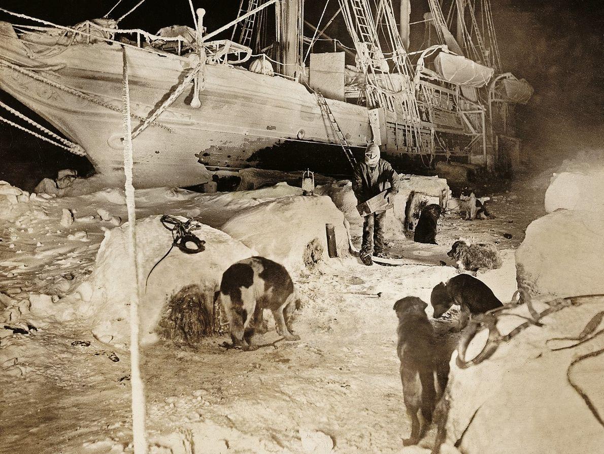 Expédition Ernest Shackleton