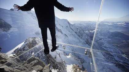 Les 8 plateformes panoramiques les plus terrifiantes du monde