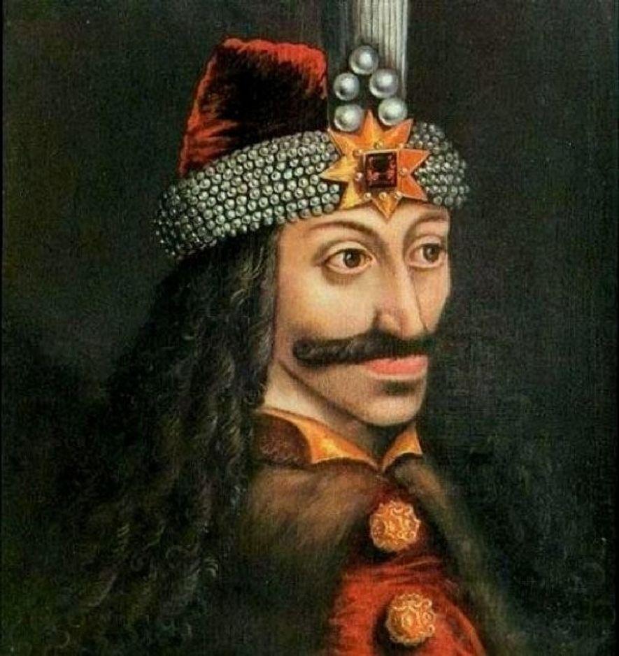 Portrait de Vlad Dracula.