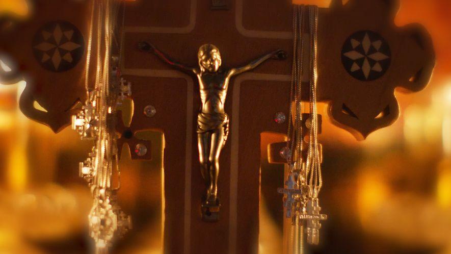 Le tombeau de Jésus-Christ