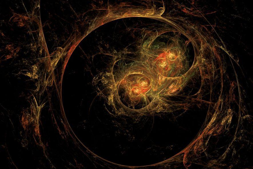 Illustration de notre univers.