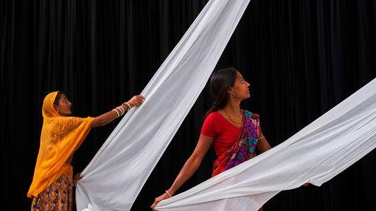 La tradition ancestrale du sari indien en images