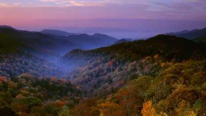 À la découverte du parc national des Great Smoky Mountains