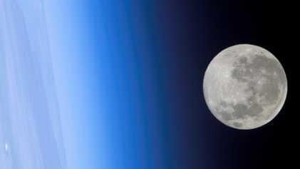 Pourquoi la Terre a-t-elle une lune ?
