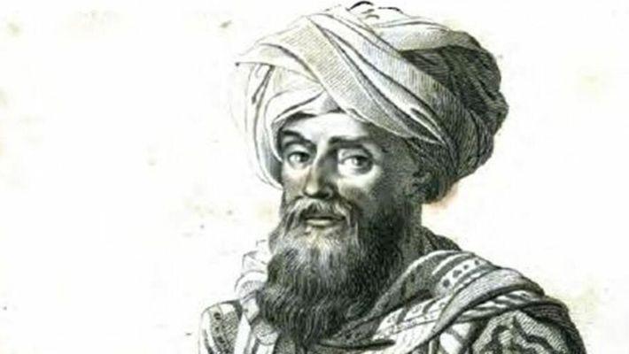 Portrait d'Ali Bey sur une gravure d'époque;