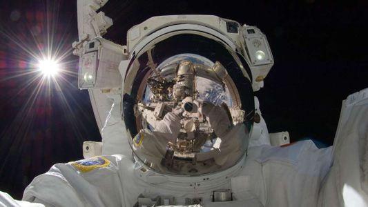 La singulière histoire des selfies spatiaux
