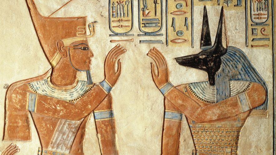 COMPRENDRE : L'ÉGYPTE ANCIENNE