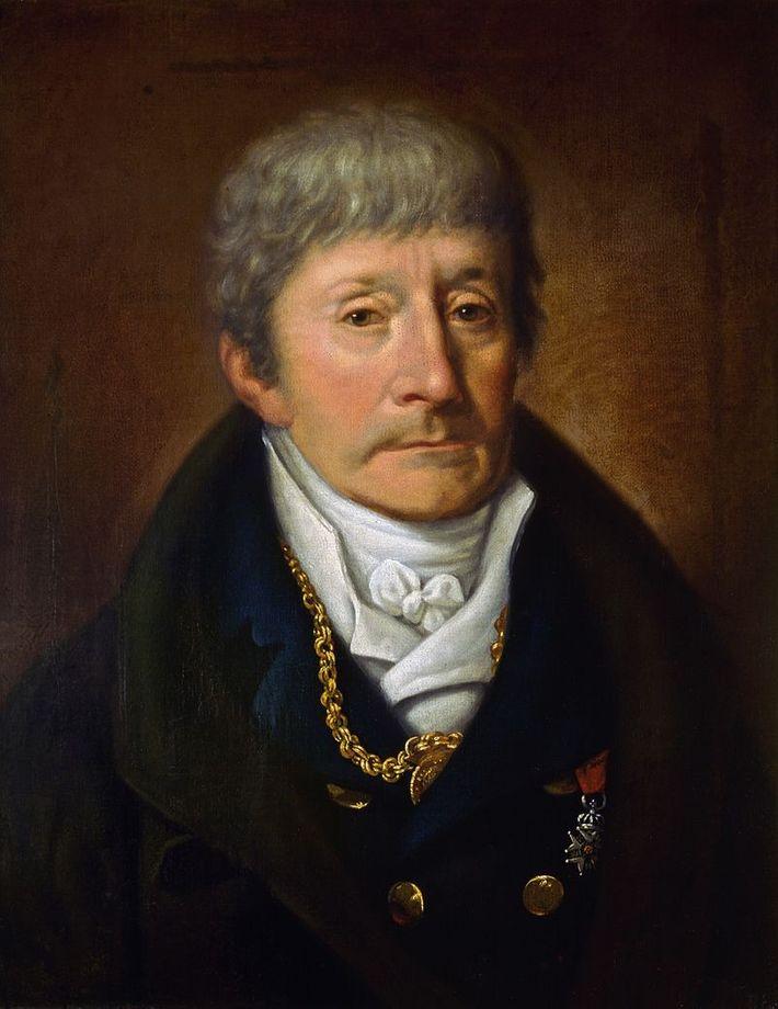 En dépit de la légende, Salieri (portrait), musicien de cour à Vienne, entretenait de bonnes relations ...