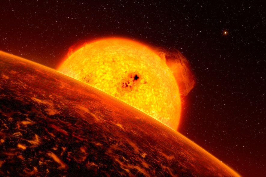 L'Europe pionnière dans la recherche d'exoplanètes