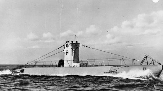 Un sous-marin allemand de la Première Guerre mondiale découvert au large de la Belgique